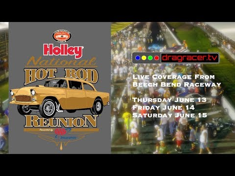 Arend and Fry Victorious at NHRA Holley National Hot Rod Reunion -