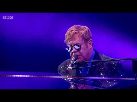 8. Tiny Dancer - Elton John - Live in Hyde Park September 11 2016