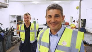 Christeyns UK | Hertfordshire Video Production Company