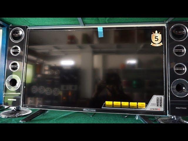 Perbandingan Gambar Tv LED Panasonic, Sharp, Polytron dan LG