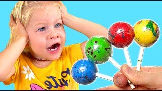 ABC Song For Kids | Nursery Rhymes Learn Colors