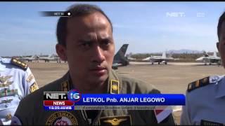 Pesawat Tempur TNI AU Menghadang Pesawat Tempur Australia di Langit Kupang - NET16