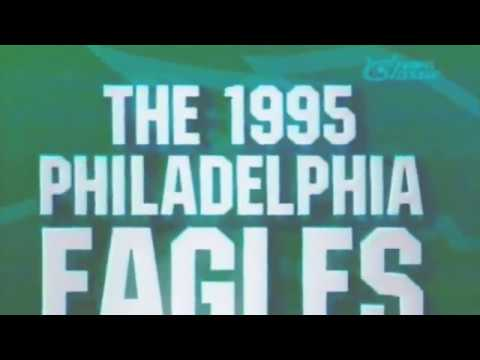 1995 Eagles yearbook