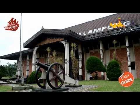 "EXPLORE LAMPUNG - Museum Lampung "" Ruwa Jurai "", Bandarlampung (Easy Guide)"