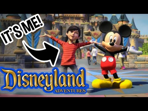 HELPING MICKEY MOUSE! | DISNEYLAND ADVENTURES!