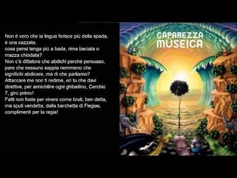 Caparezza-Argenti vive + TESTO CORRETTO