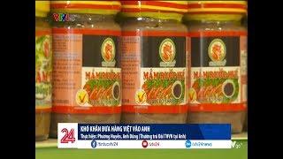 Vào siêu thị ngoại: Cách để hàng Việt ra thế giới | VTV24