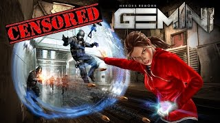 Gemini Heroes Reborn German Version Censored - Uncensored News