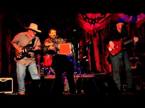 Jo el Sonnier sings 'Knock Knock Knock' at MJ's Rockin Oldies video