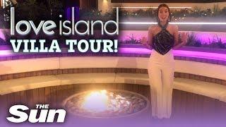 Love Island 2019 VILLA TOUR!!