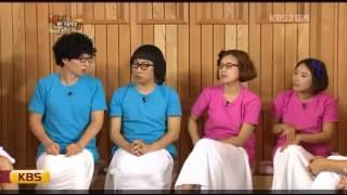 2012年9月20日放送の KBS 2TV 「Happy Togetherシーズン3」 JYJ ジュン...