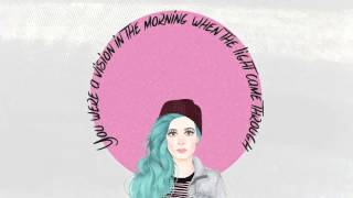 Halsey  Colors (Lyrics) [Album BADLANDS]