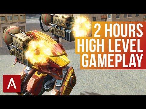 War Robots: High Level Mk2 Gameplay | live stream (unedited)