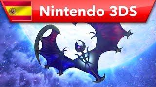 Pokémon Sol y Pokémon Luna - Tráiler de Pokémon legendarios (Nintendo 3DS)