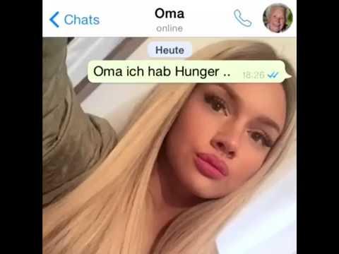 Oma ich hab Hunger - YouTube