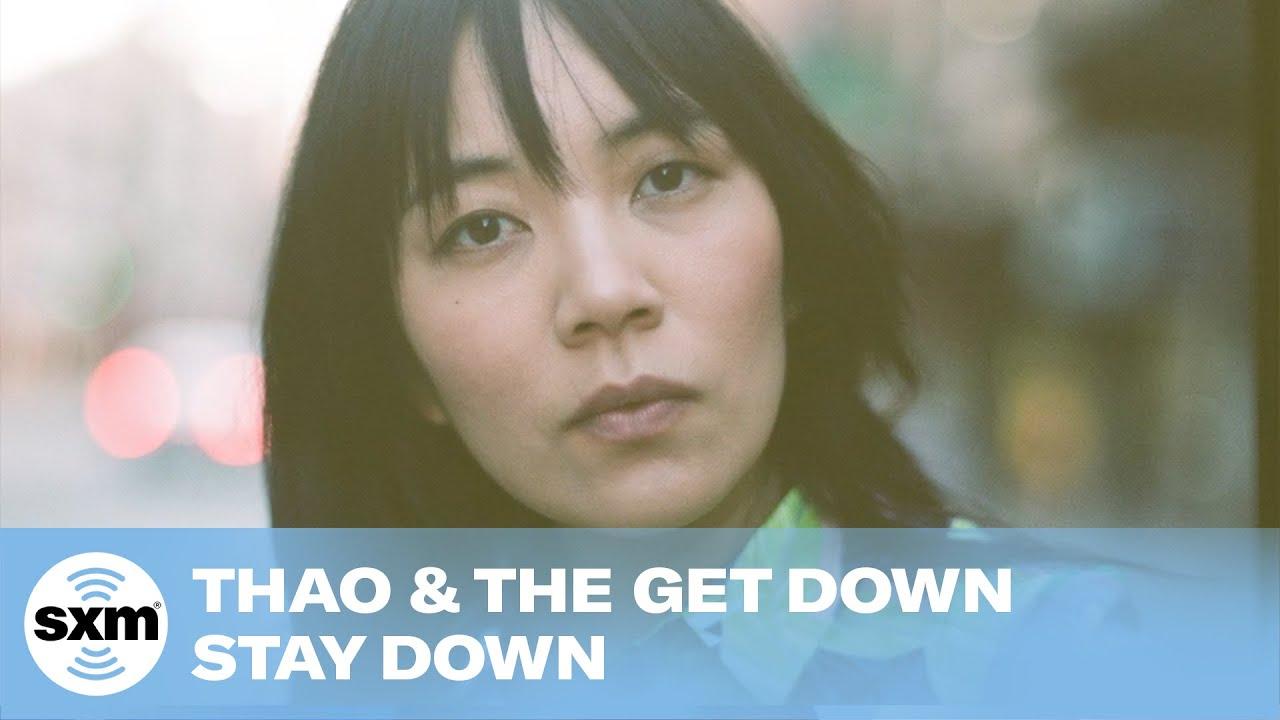 Thao & The Get Down Stay Down - Little Bit of Rain (Karen Dalton Cover) [Live for @SiriusXM] | AUDIO