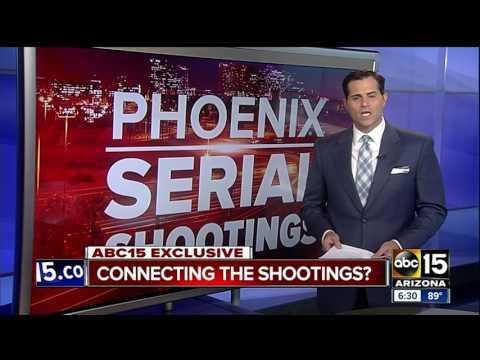 Police looking at possible links between serial street shooter, freeway shooter