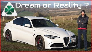 Should I buy an Alfa Romeo Giulia Quadrifoglio ? [MY NEXT CAR]