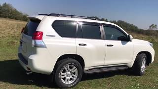 Минусы Toyota Land Cruiser Prado 150 к 100.000 км!!!