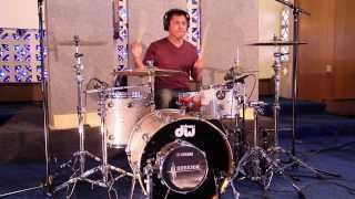 Alive - Hillsong Young & Free - Drum Cover