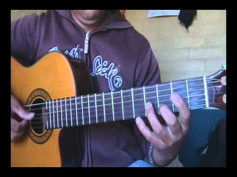 Porque tu eres bueno guitarra  (David Cancino)