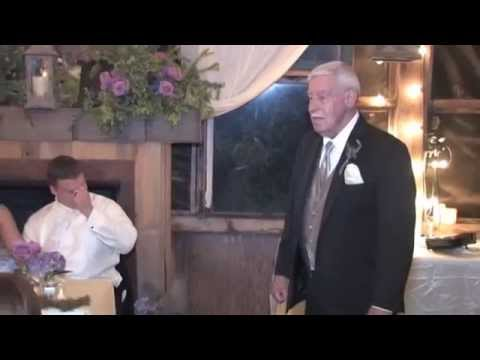 The Best And Funniest Wedding Speech Of All Time