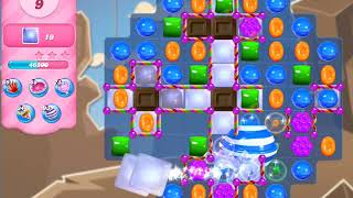 Candy Crush Saga Level 4387 NO BOOSTERS