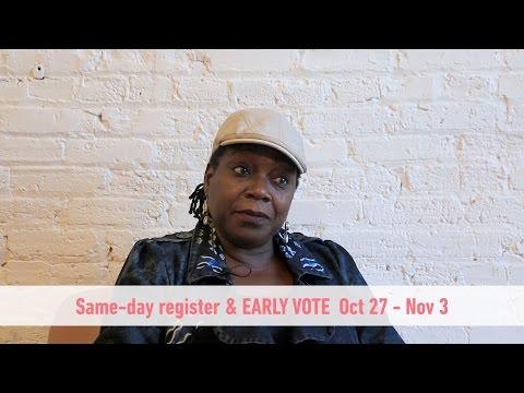 Citizen Artist Baltimore Kibibi Ajanku - Arts Voter