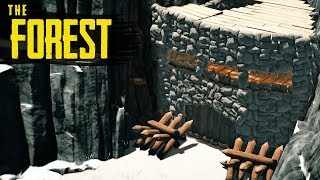 THE BUNKER IS DONE! The Forest Hard Survival S3 Episode 36