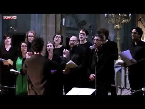 Chants musulmans à l'Eglise Saint Bernard 18 ème arrondissement de Paris