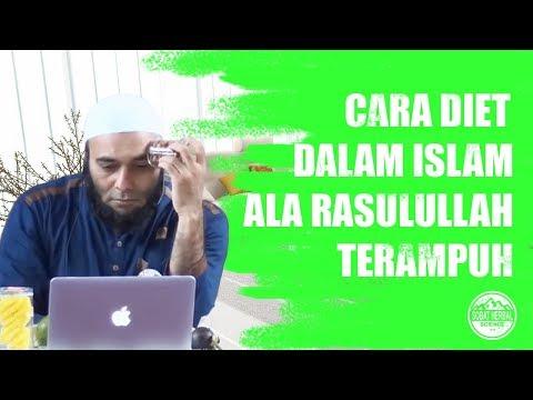 Dr Zaidul Akbar - Cara Diet Dalam Islam Ala Rasulullah