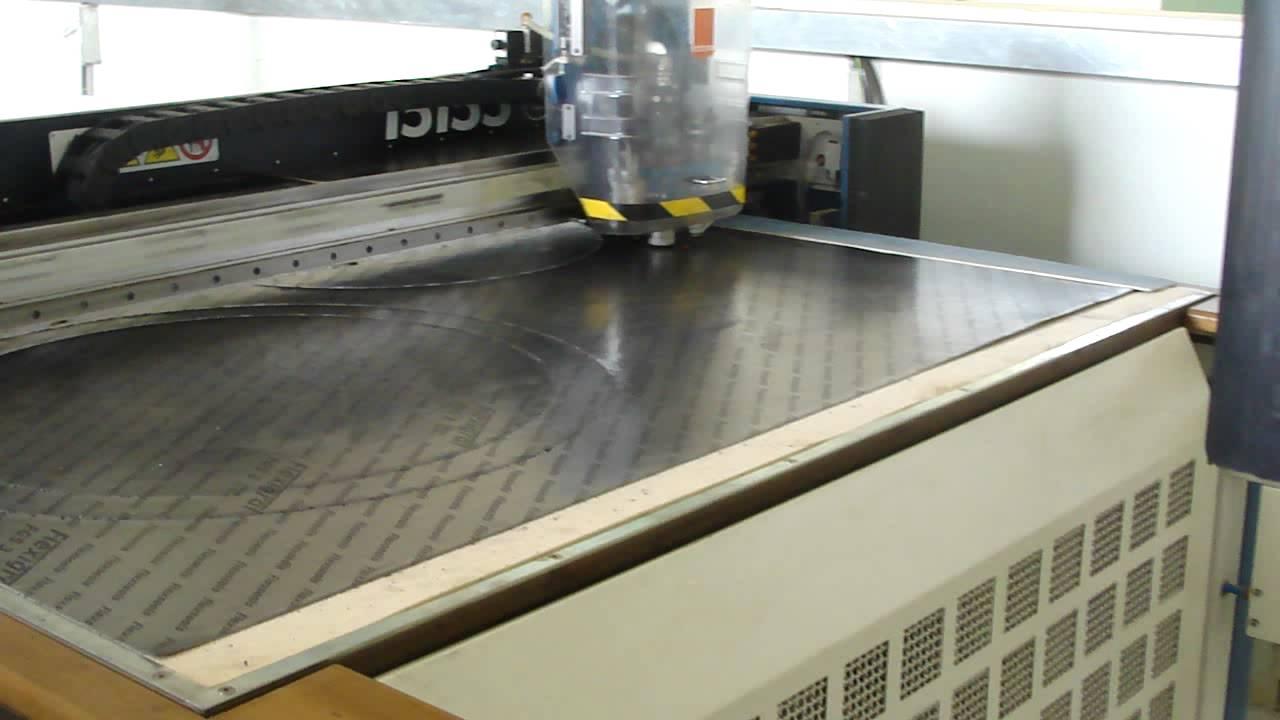 Oman Gasket Factory Non Asbestos Gasket Cutting Machine