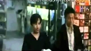 Andy Lau & Tony Leung Infernal Affairs [無間道] with OSIM uDivine