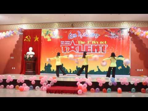 Múa quê hương 3 miền & nhảy Việt Nam ơi - ISIBK1-TNU