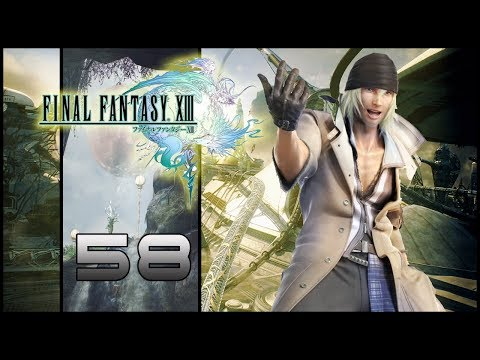 Guia Final Fantasy XIII (PS3) Parte 58 - El sacrificio de Rosch