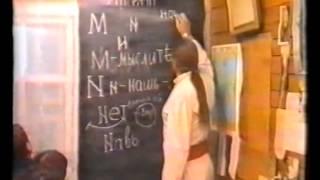 Древнерусскiй Языкъ 3 курс - урок 04 (Образы Буквиц)