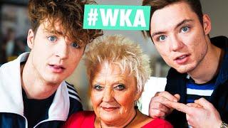 Unsere Oma verrät alles über uns #WKA   Die Lochis