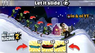 【New】Hill Climb Racing 2 - Let it Slide New Team Event 23k Points