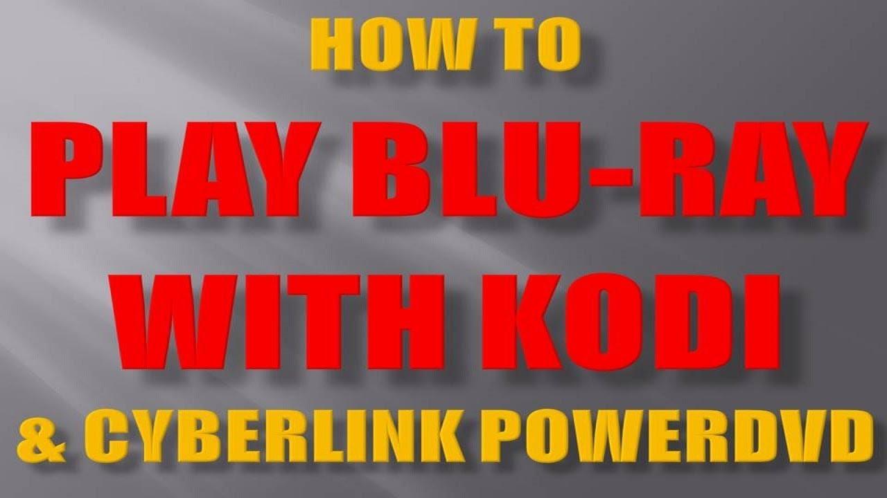 3 Ways to Play Blu-ray Movies on KodiMultimedia Hive