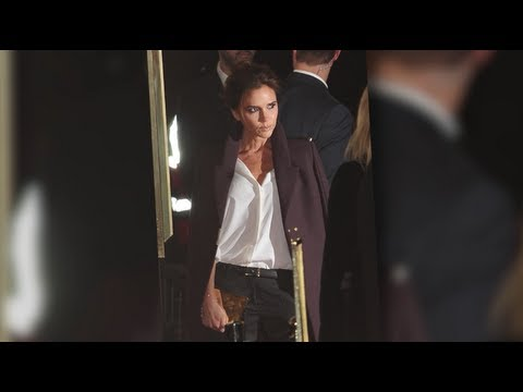 Victoria Beckham Designs Clothes Naked from YouTube · Duration:  47 seconds