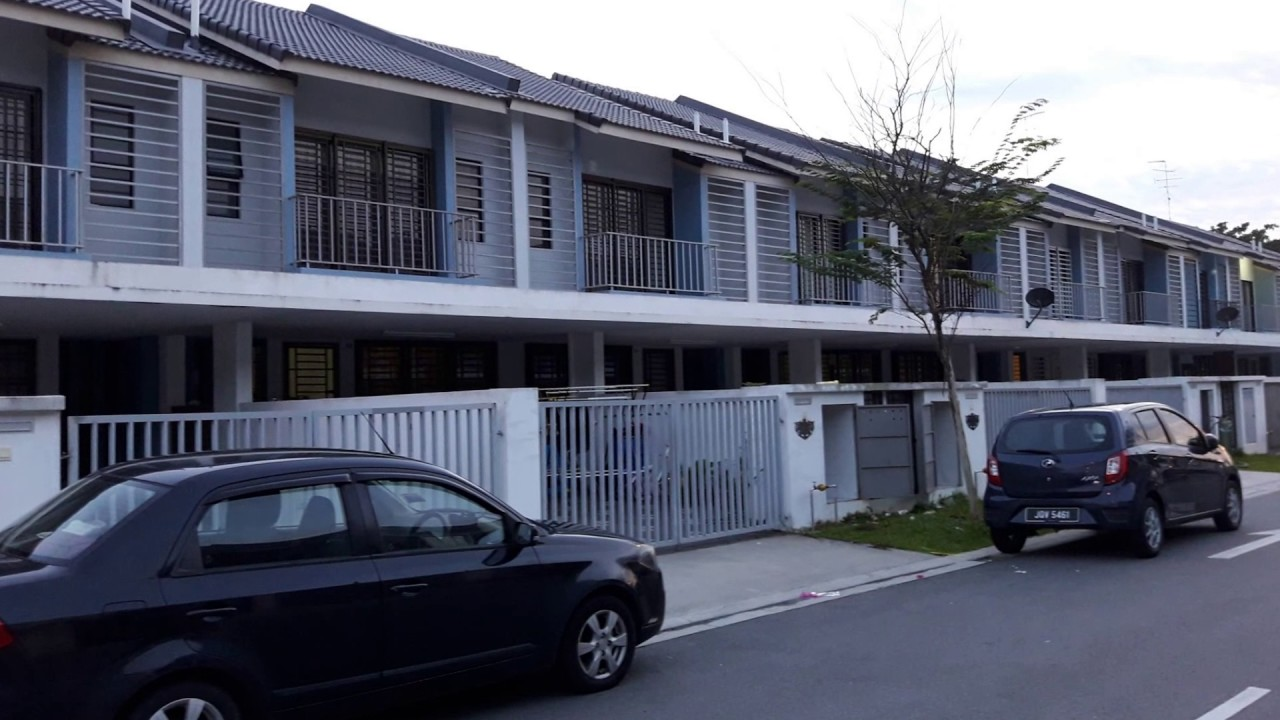 Nusa bayu for sale terrace house bukit indah nusajaya for Watch terrace house