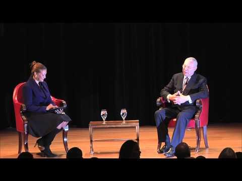 Colin Powell, portrait unveiling & interview w/ Michele Norris