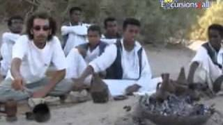 YouTube - Excursions4all.com Valley of camels ( Wadi El Gemal ) From Marsa Alam _ Egypt_2.flv