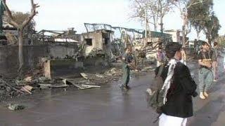 Celalabad'da intihar saldırısı