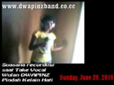 Wulan Dwapinz take vocal pindah kelain hati