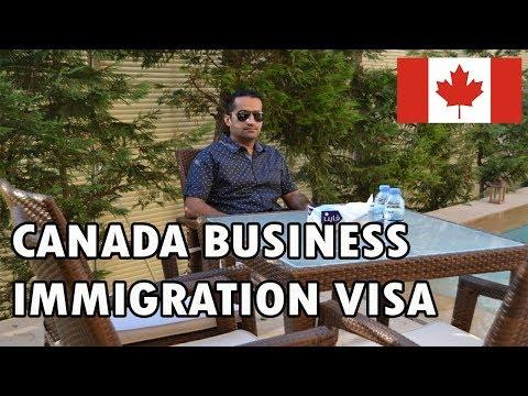 Canada Business Immigration Visa