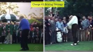 Swing Analysis - Old Jack Nicklaus vs Young Jack Nicklaus