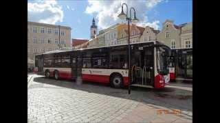 видео Автобус в Ополе (Польша). Бронирование электронных билетов на международные рейсы. Eavtobus.com