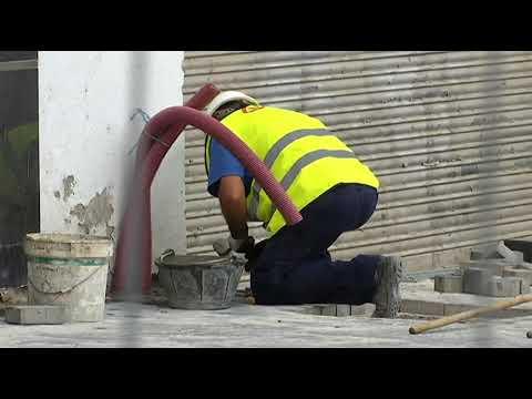 Las obras públicas pendientes emplearían a 8.600 personas