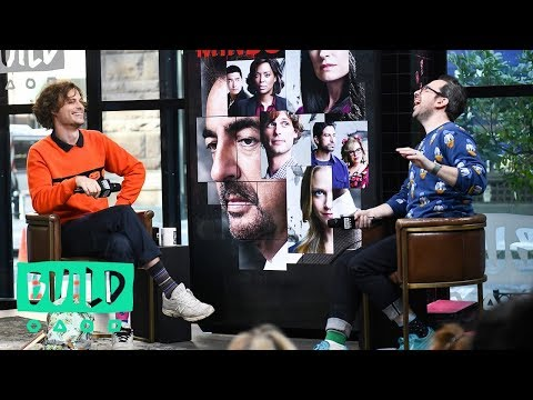 Matthew Gray Gubler Discusses Season 14 Of CBS'